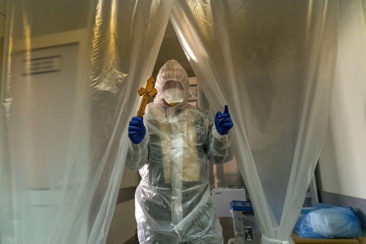 Ukrajna öt megyéjének járványmutatói átlépték a szigorúbb korlátozó intézkedéseket feltételező határértéket