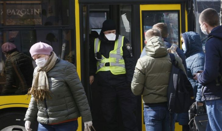 Ukrajnában megint gyorsult a fertőzés terjedése