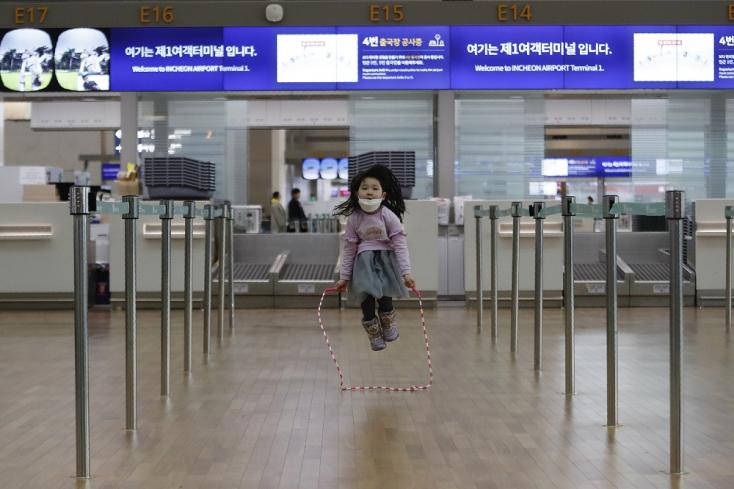 Koronavírus: Ne utazzatok Kínába! Erre inti állampolgárait London