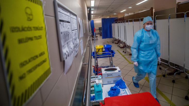Koronavírus - 2573 új fertőzött az antigén-tesztelésen kívül, hét újabb elhunyt Szlovákiában