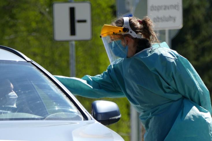 KORONAVÍRUS: Nincs új fertőzött, több mint kétezer tesztet végeztek el