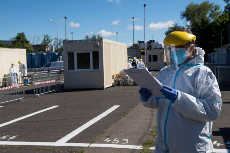 Koronavírus - Jócskán 300 felett az új szlovákiai fertőzöttek száma!