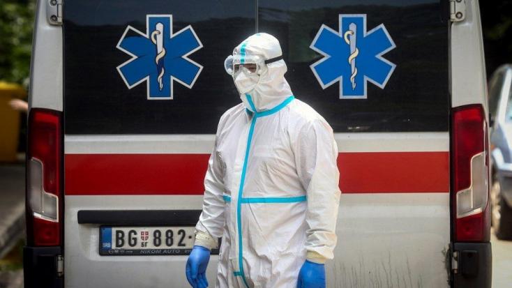 Pozsonyban a legtöbb új fertőzött, ezúttal sem úszta meg a Dunaszerdahelyi és a Komáromi járás