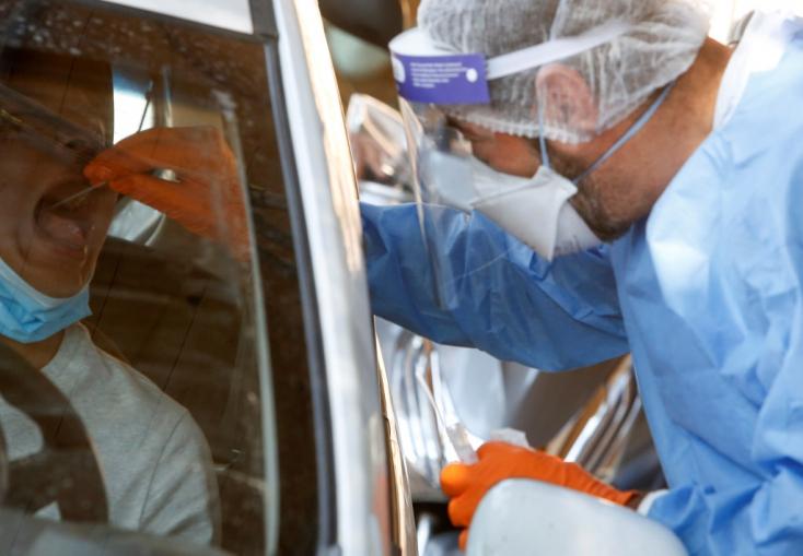 Koronavírus - Rekord a halottak számában, csúcsközelben a fertőzöttszám Szlovákiában