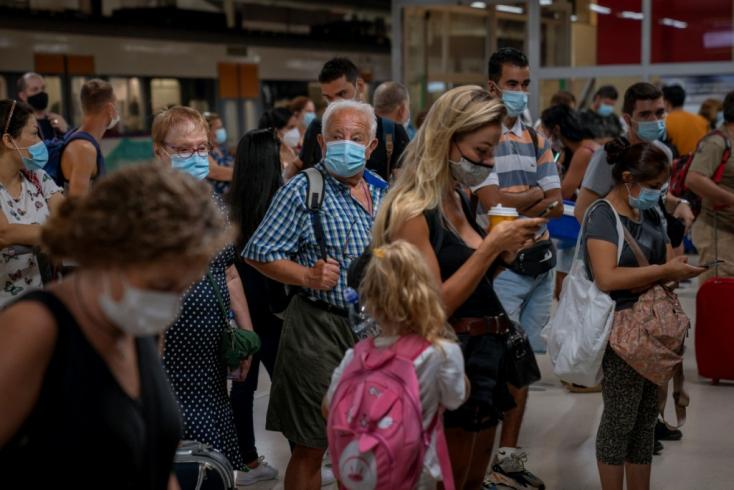 Már 33,8 millió a koronavírus-fertőzöttek száma a világon, 23,5 millió a gyógyultaké