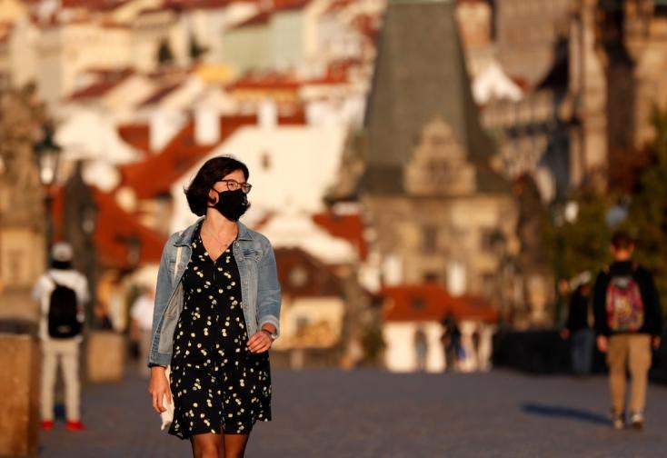 Koronavírus: Horvátországban és Szlovéniában is növekszik a kórházi kezelésre szoruló betegek száma