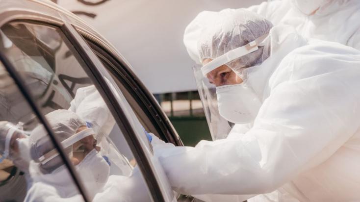 KORONAVÍRUS: Kétszer annyi tesztből is csak két új fertőzést diagnosztizáltak
