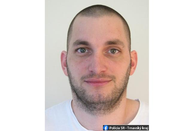 Kábítószeres bűncselekmény miatt körözi ezt a férfit a galántai rendőrség