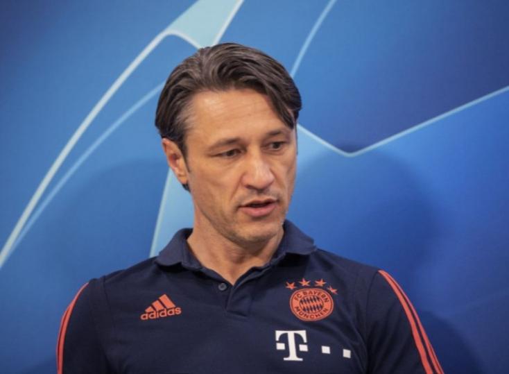 Menesztette Niko Kovacot a Bayern München