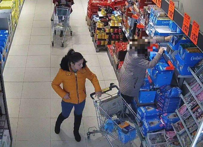 Felismered? A képen látható nőt keresi a rendőrség