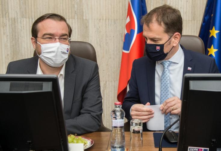 Az egészségügyi miniszter nem készül lemondani, hacsak Matovič nem dönt másképp