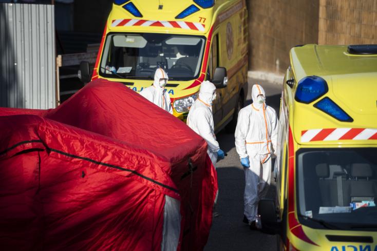 Felkészültek a koronavírus-járvány második hullámára a pozsonyi kórházak