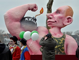 Diliházba került egy orosz sámán, aki ki akarta űzni Putyint