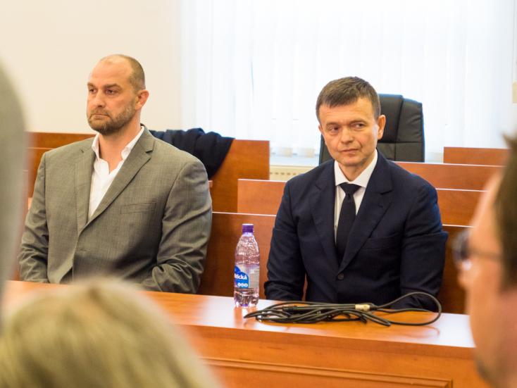 """'Kinek higgyen az ember, ha nem egy volt rendőrnek?"""" - Bödör, Haščák és a kib*szás"""
