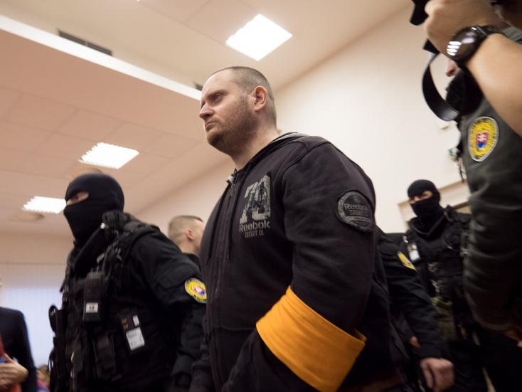 Külön eljárás keretében tárgyalják tovább Miroslav Marček ügyét