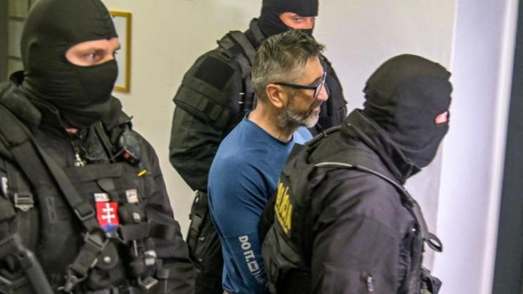 Előzetesbe került a Takáč-banda vezére, aki Sátoréknál rendelhetett meg egy gyilkosságot