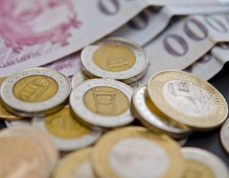 316-nál jár a forint-euró árfolyam!