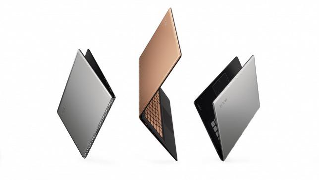 A Lenovo bemutatta ultravékony, hajlítható laptopját