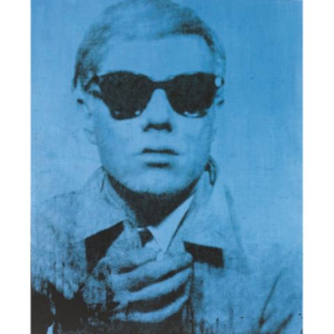 """Andy Warhol """"szelfi"""" nyomatáért hétmillió fontot várnak egy londoni árverésen"""