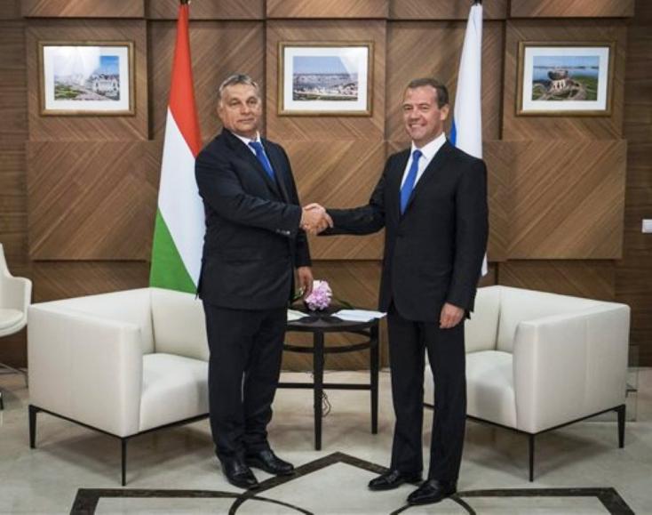 Orbán szerint Oroszország mindenek fölött számíthat Magyarországra