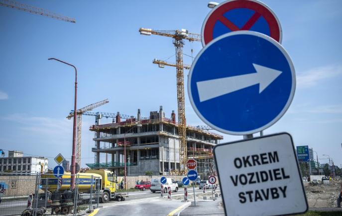 A forgalomkorlátozás alatt gyorsabb lesz a tömegközlekedés Pozsonyban