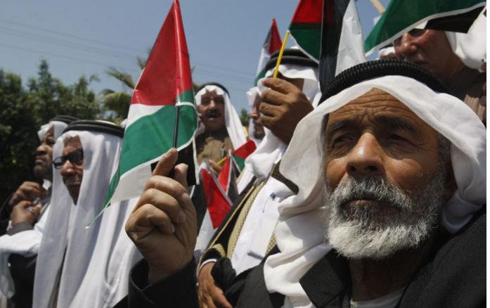 Jeruzsálem státusza - Sok ezer palesztin tüntetett több helyen a pénteki ima után
