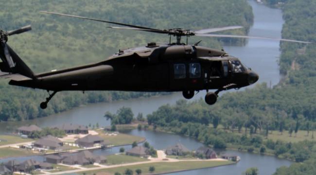 Szlovákia Black Hawk katonai helikoptereket vásárol