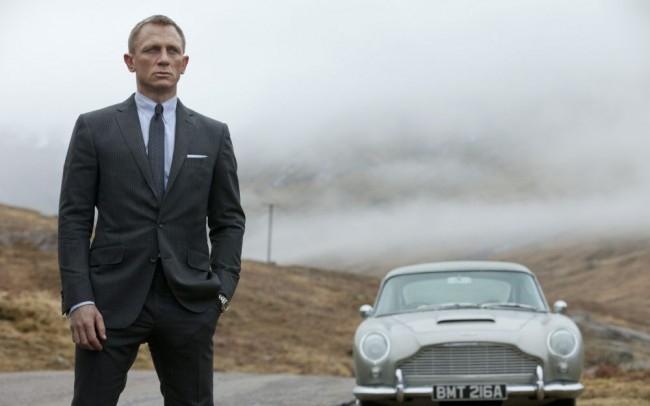 Ő lesz a legújabb James Bond-film főszereplője