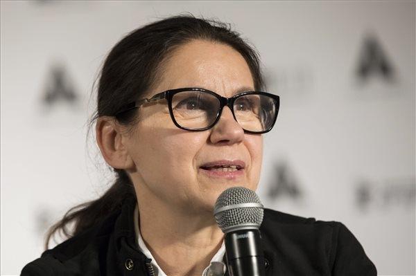 Az Oscar-jelölt Testről és lélekről című film rendezője is részt vett az amerikai filmakadémia fogadásán
