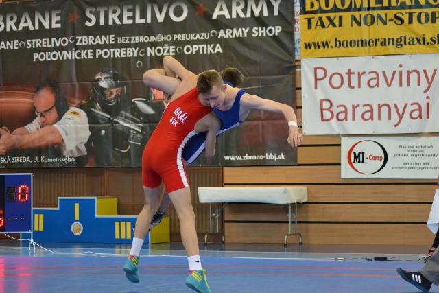 Kadettok bajnoki éremcsatái Dunaszerdahelyen