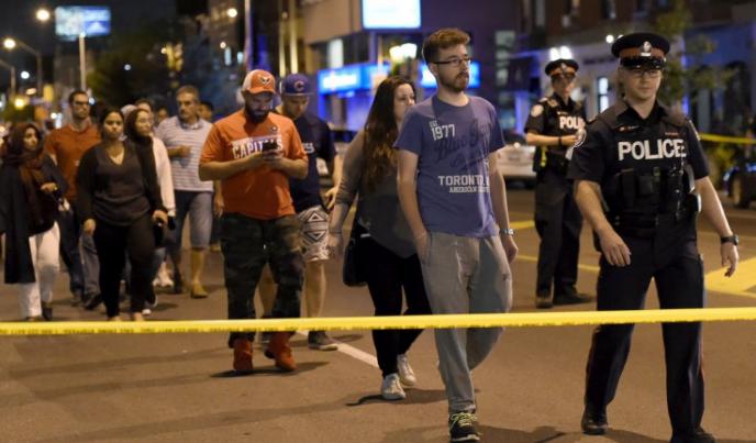 Elfogták a kanadai lövöldözés feltételezett elkövetőjét