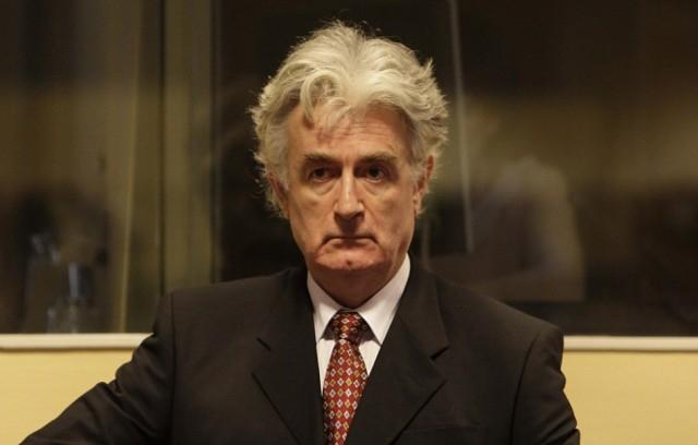 Élete végéig börtönben marad Radovan Karadzic