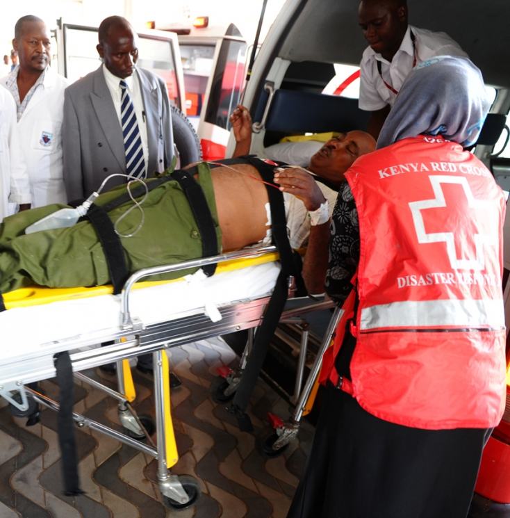 KENYAI TÚSZDRÁMA: Letartóztattak öt embert a támadással összefüggésben