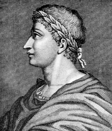 Róma  több mint 2000 év után rehabilitálta Ovidiust