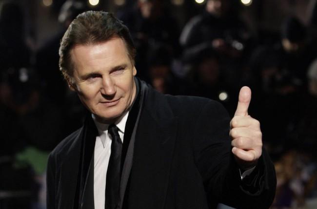 Liam Neeson úgy érzi, kiöregedett az akciósztár szerepéből