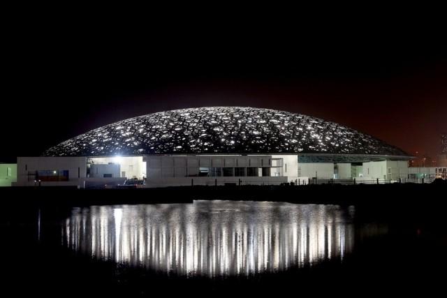 Novemberben nyílik az Abu-Dzabi Louvre