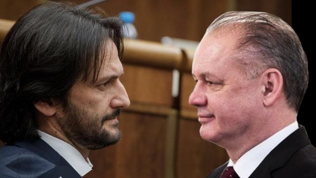 Az államfő még nem kapta meg Kaliňák lemondását