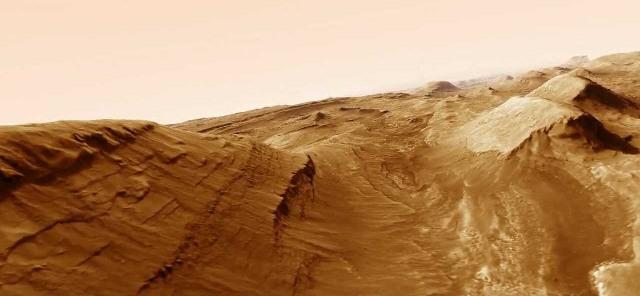 Lyukacsosabbak a Mars sziklái az eddig véltnél