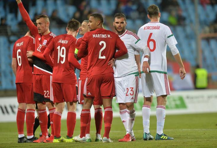 Íme az új FIFA-ranglista - Ennyivel előzi Szlovákia Magyarországot