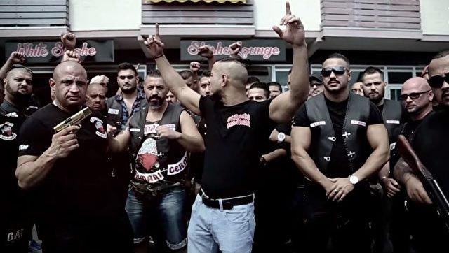 Betiltottak Németországban egy török nacionalista motoros bandát