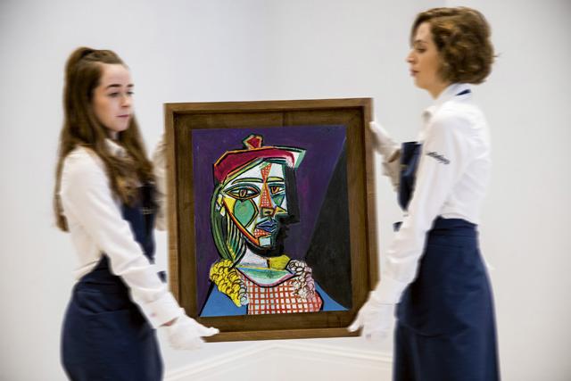 Picasso 13 művét vásárolta meg ugyanazon vevő két londoni árverésen
