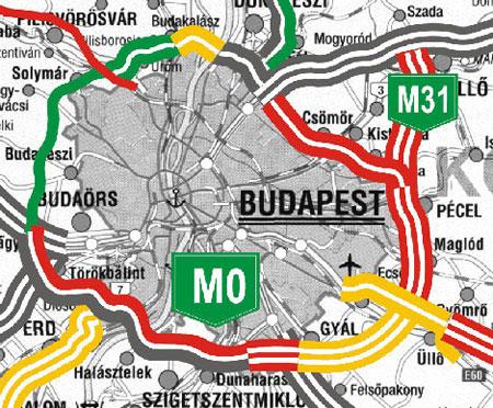 Cinikus Sarc Fizetos Lesz A Budapest Koruli M0 As Parameter