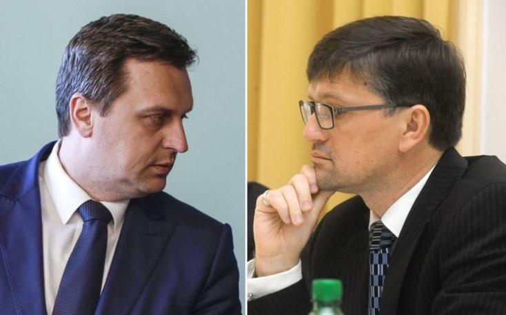 Marek Maďarič beszólt Andrej Dankónak