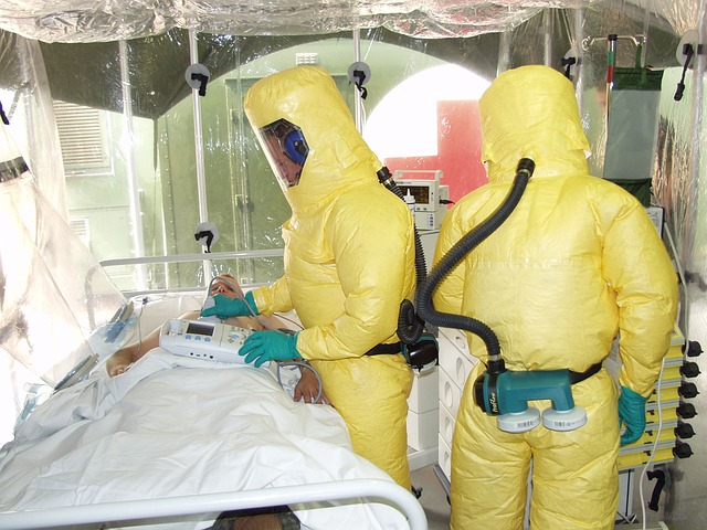 Feltételezett ebolás megbetegedést vizsgálnak egy svéd kórházban