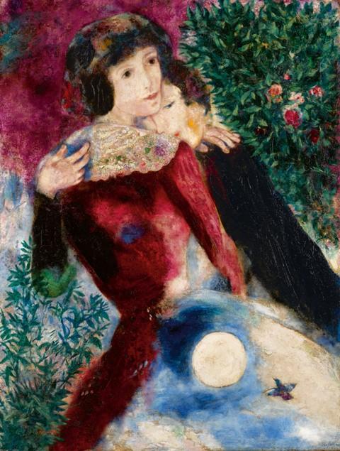 Akár 18 millió dollárt is fizethetnek egy Chagall-műért