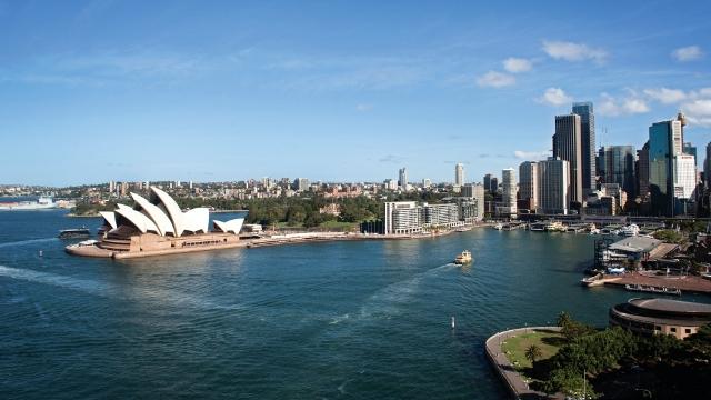 Mesterséges zátonyt építenek a Sydney-i Operaház szomszédságába