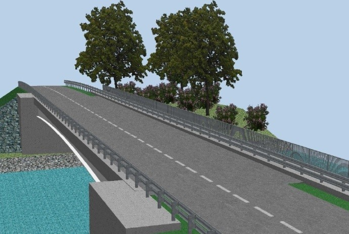 Helemba-Ipolydamásd híd: Tervezői közbeszerzési eredmény januárban