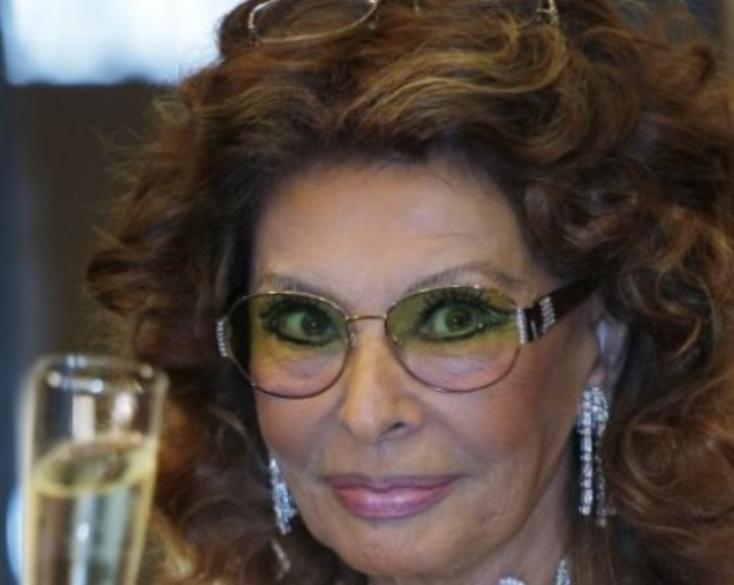 Sophia Loren önéletrajzzal ünnepli 80. születésnapját