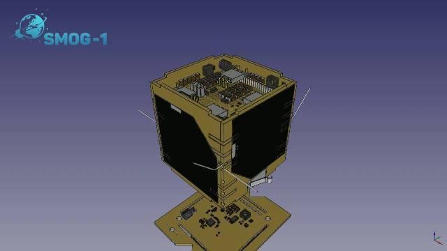 Újabb magyar műholdat lőhetnek fel jövőre a világűrbe