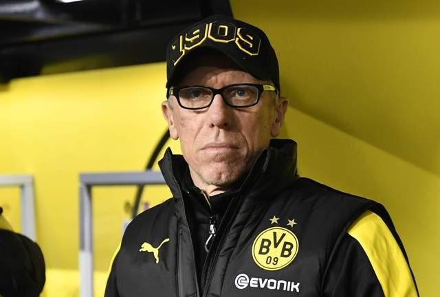 Egyelőre még nem tudni, marad-e a helyén a Borussia Dortmund jelenlegi edzője